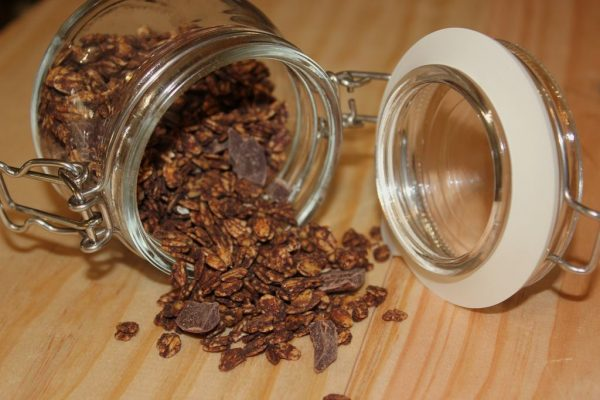 Epicerie Vrac et Local Allemans granola-premium-chocolat-noir
