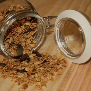 Epicerie Vrac et Local Allemans granola-sans-gluten-multi-graines