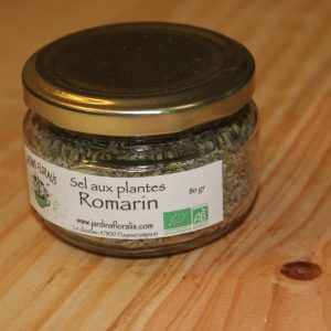 Epicerie Vrac et Local Allemans sel-romarin