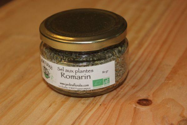 Epicerie Vrac et Local Allemans sel-romarin