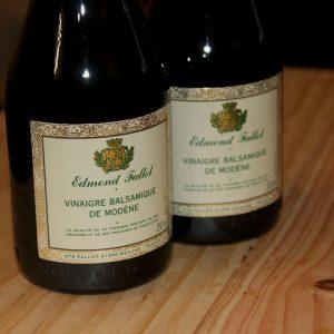 Epicerie Vrac et Local Allemans vinaigre-balsa-fallot