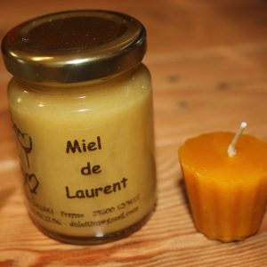 miel laurent 250 g vrac et local allemans