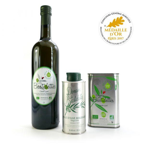 huile olive vierge extra les bastidettes vrac et local allemans