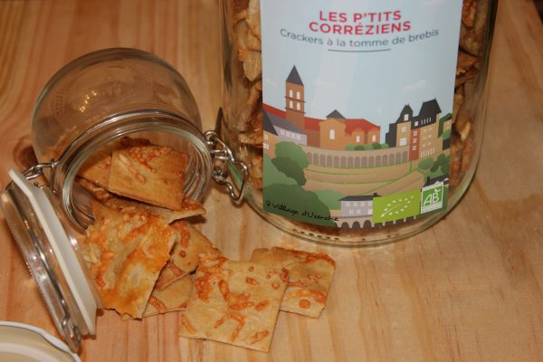crackers brebis vrac et local allemans