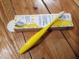 brosse à dents enfant jaune vrac et local allemans (2)