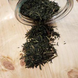 thé vert sencha vrac et local allemans